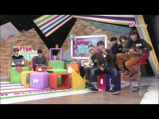 "After School Club Ep31 U-KISS 유키스 ""She's Mine "" Standing Still"" ユ??キス"