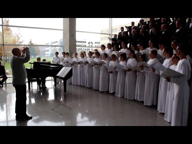 Ave Maria, Javier Busto