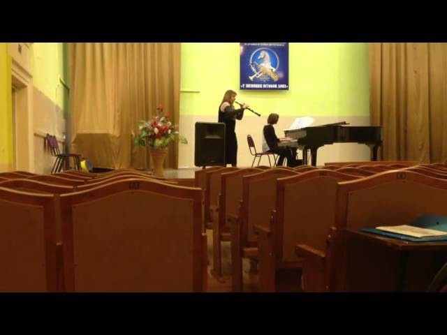 Б Мошков Русский танец Исполняет Плыско Мария