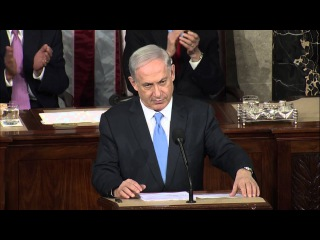 Watch Israeli Prime Minister Benjamin Netanyahu's full speech to Congress