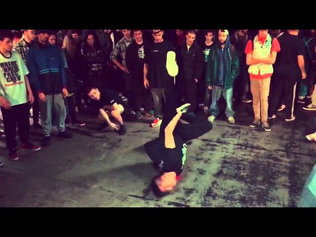 Bboy Goofy YBB Cypher Floor Wars 2015 | vk.comBREAKS_COM