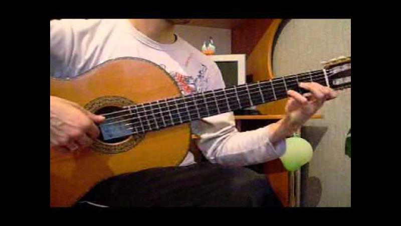 Мурка на гитаре.ЖЖесть Murka on the guitar!