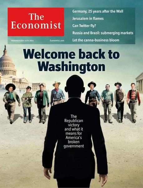 THE ECONOMIST - Audio Edition, November 8th to November 14th - 2014