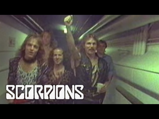 Scorpions Big City Nights Official Video