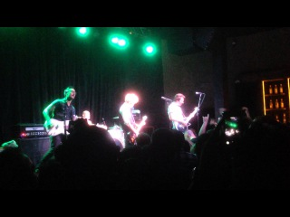 Deryck Whibley & the Happiness Machines @ the Constellation Room 7-3-15