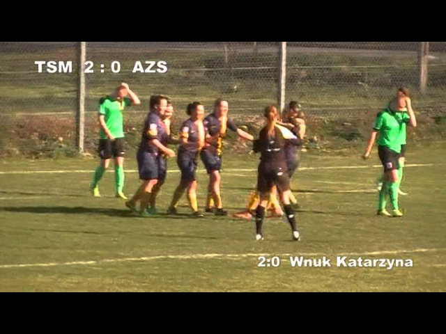 Bramki z meczu TS Mitech Żywiec AZS PWSZ Wałbrzych 31 10 2015