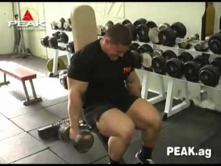 Alexey Lesukov Training Delts Алексей Лесуков