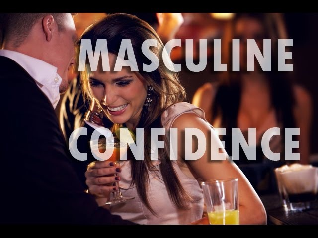 Masculine Confidence Attract Women Hypnosis HGH Testosterone Boost Triggers