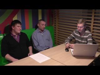 вГОСТи: Олег Черкасов и Павел Кутузов
