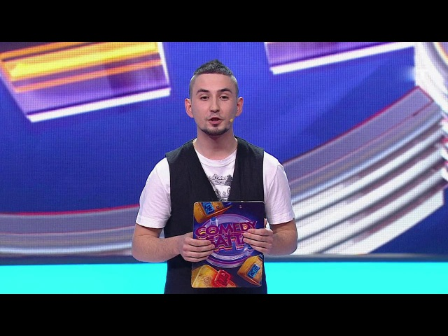 Comedy Баттл Последний сезон Игорь Балбеков 1 тур 17 04 2015