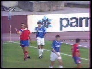 Динамо - КамАЗ 2:1. Чемпионат России 1994 года (Полный матч)