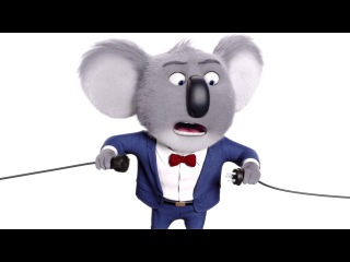SING Featurette - Buster (2016) Animated Comedy Movie HD