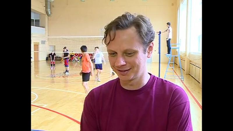 Юбилейный кубок Телестанции МИР по волейболу