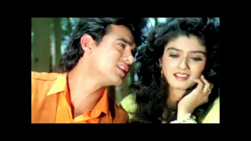 ХОЧУ ЖЕНИТЬСЯ НА ДОЧЕРИ МИЛЛИОНЕРА 1994 Elo ji Sanam Hum Aamir Khan Raveena Tandon Andaz Apna Apna Song