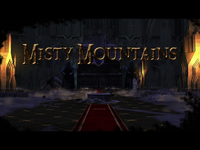 BFME Cinematic: Misty Mountains .