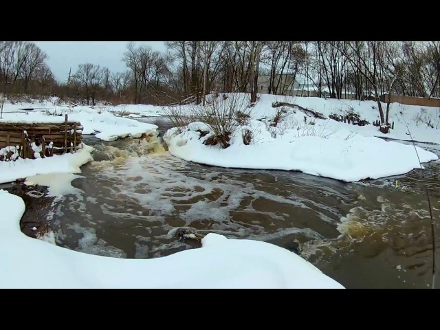 Рыболовные путешествия - Тверская походная или В поисках открытой воды и рыбы