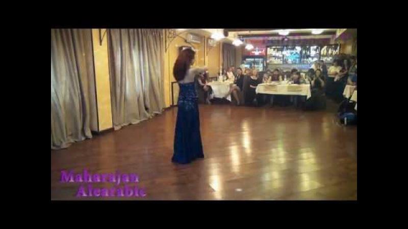 Bellydance TV - Maharajan Alearabic - Любовь Мелкуашвили