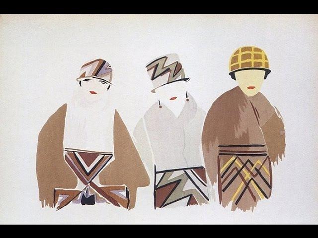 Лекция «Соня Делоне и идеи симультанной живописи в моде XX-XXI вв» | Марина Блюмин