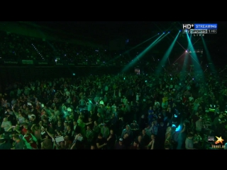 James Wade vs Michael van Gerwen (2016 Premier League Darts / Week 13)