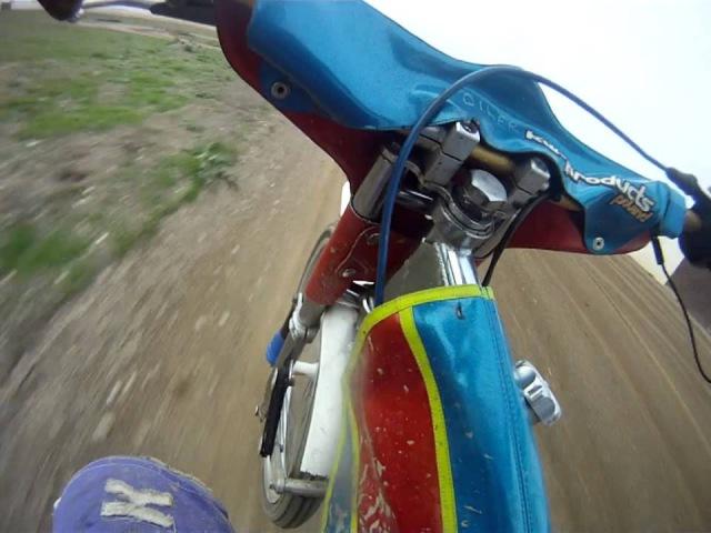 Lydd speedway on board camera