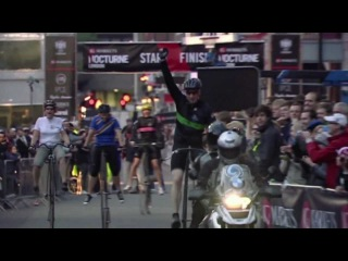 LONDON NOCTURNE - Penny Farthing Races 2011 // BROOKS ENGLAND