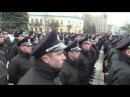 Патрульні поліцейські Житомира склали Присягу на вірність українському народу