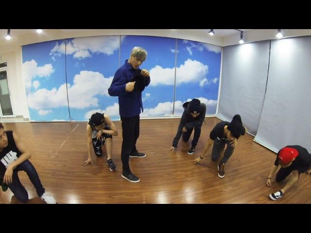 EXO 엑소 '으르렁 Growl ' Dance Practice Korean Ver