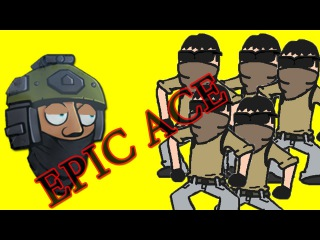 CS:GO - USP ACE -5 (ECO ROUNDE)