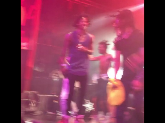 @loveityonyon2 on Instagram @orangerockcorps On fini avec Jump Around made in @asvpxrocky TUDTR いーなーたのしそー🎶 lestwins @lestwinson @lestwinsoff""