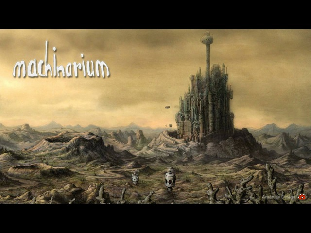 Machinarium Soundtrack 03 Clockwise Operetta Tomas Dvorak