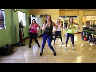 Ricky Martin - La Mordidita - Zumba Sandra Fitness