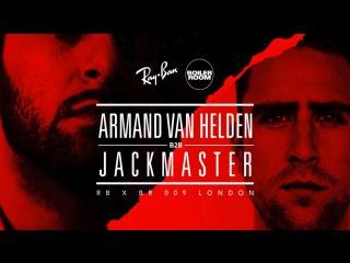Armand Van Helden B2B Jackmaster - Boiler Room x Ray-Ban 009 - London DJ Set