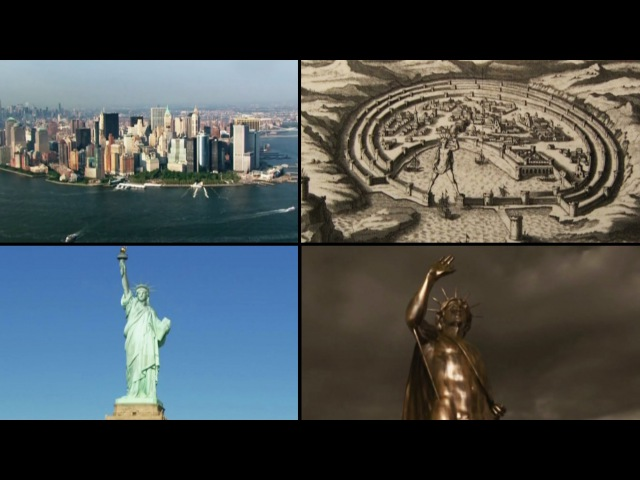 Древние открытия Древнй Нью Йорк и его невероятная история History Channel HD
