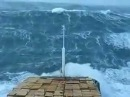 Девятый вал идеальный шторм Гигантские корабли потерпевшие караблекрушения в шторм в океане