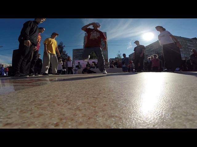 Господа vs Joysteps Street Style Fest 2015