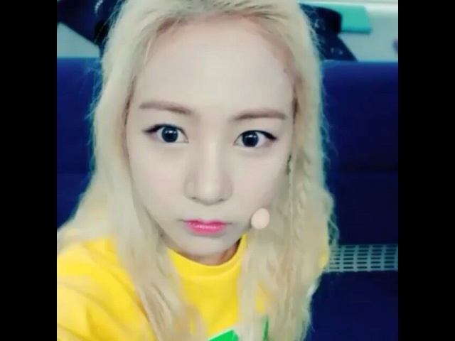 "MYB (마이비) 인스타그램 on Instagram: ""' ❤❤❤❤. 마이비 myB 심장어택 MYOHMY 주경"""
