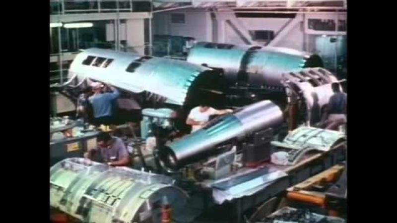 Полет сквозь время Локхид SR 71 «блекберд»
