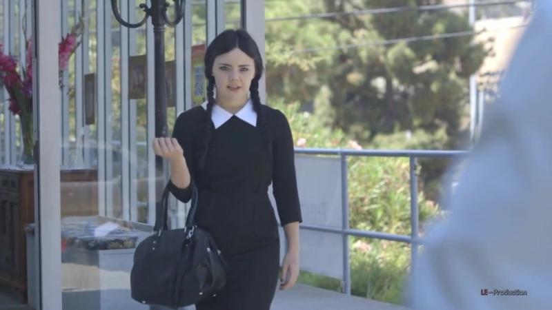 Взрослая Уэнсдей Аддамс - Планирование семьи _ Adult Wednesday Addams (S1 E6) -