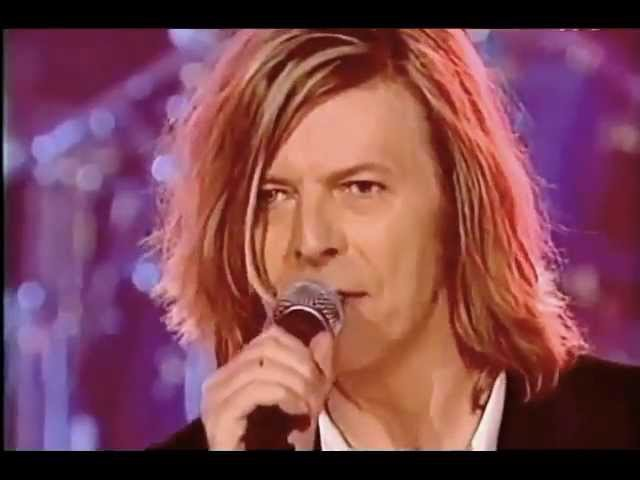 The man who sold the world David Bowie