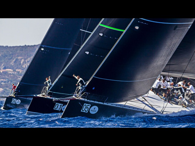 Maxi Yacht Rolex Cup 2015 Film The Spirit of Yachting