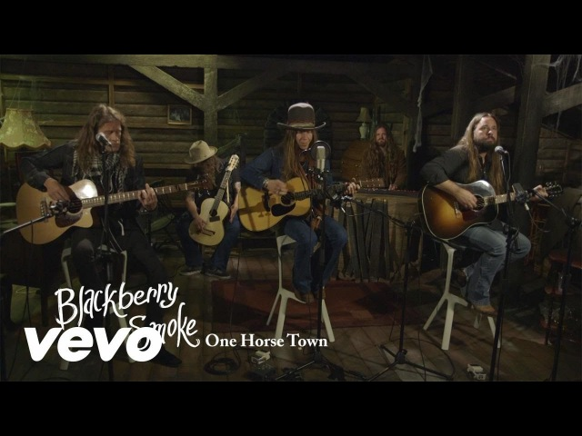 Blackberry Smoke - One Horse Town (Official Acoustic Video)