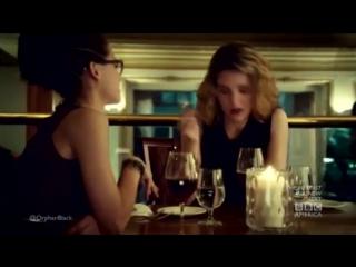 Cosima and Delphine _ Orphan Black _ Season 1