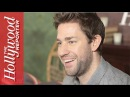 "John Krasinski: ""Being Confronted With an Older Version of Yourself is a Really Intense Thing"""