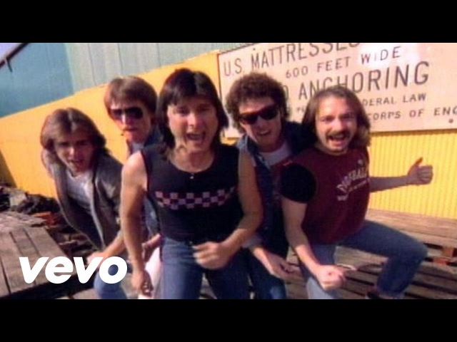 Journey - Separate Ways (Worlds Apart) (Official Music Video)