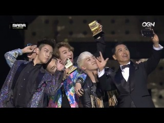 GDRAGONBIGBANGHKVIP on Instagram: #2015MAMA Artist of the Year part.5#BIGBANG  #GDRAGON #TAEYANG #CHOISEUNYHYUN #DAESUNG #SEUNGRI