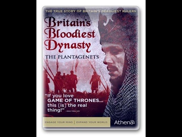 Кровавые династии Британии Плантагенеты 4 серия 2014