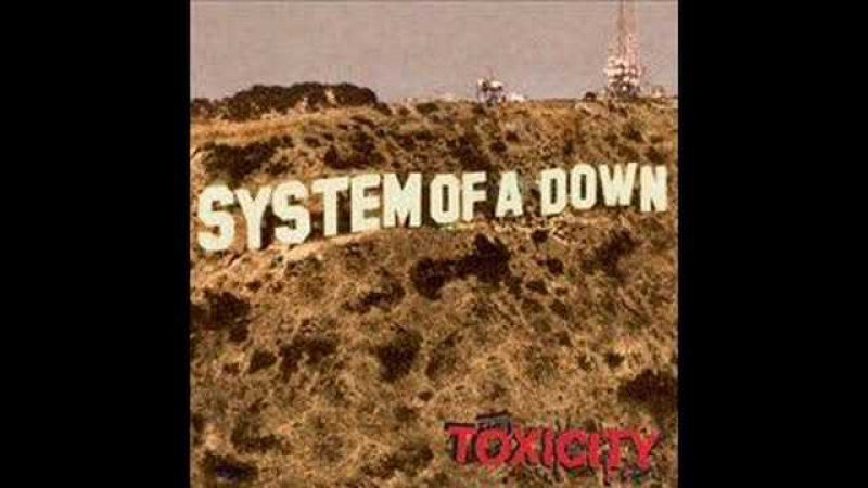 System Of A Down Atwa