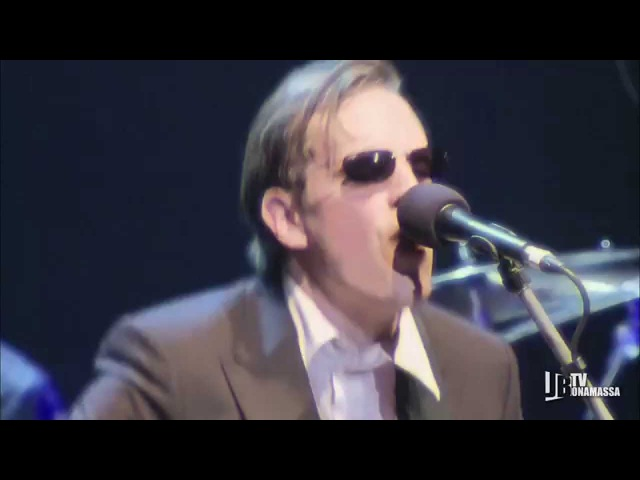 Joe Bonamassa High Water Everywhere Live From The Royal Albert Hall