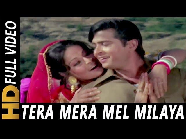Tera Mera Mel Hai Milaya Raam Ne| Kishore Kumar, Asha Bhosle | Aankhon Aankhon Mein 1972 Songs