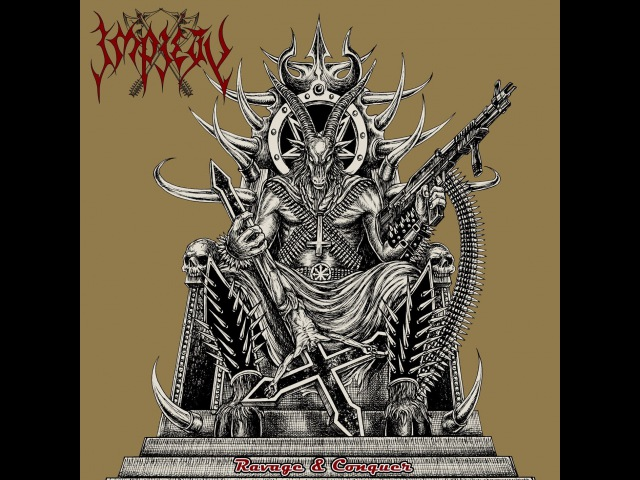 Impiety Ravage Conquer FULL ALBUM